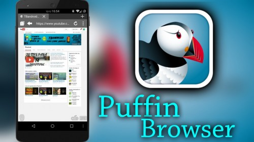 Download Puffin Browser APK