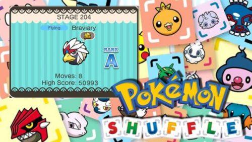 Pokemon Shuffle mod apk