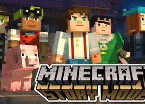 Minecraft story mod apk