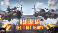 PUBG Mobile Rage Gear mode coming shortly together with a color-blind option